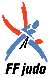 FFJDA - Logo FFJudo