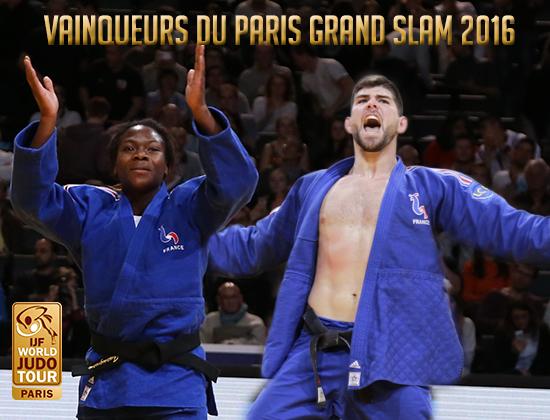 - Judo Mag - Paris Grand Salm 2016